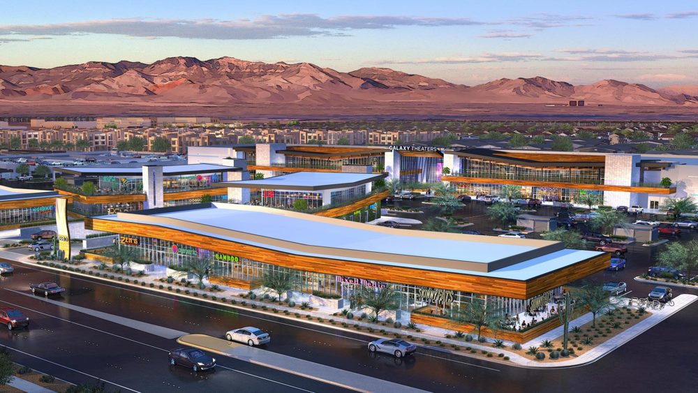 The Bend Las Vegas | Rendering E