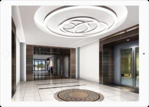The Bend Las Vegas   Magnum Tower Lobby
